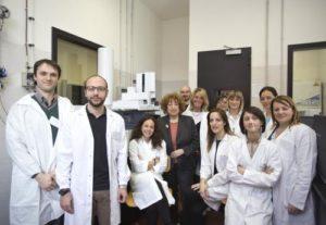 Lelia Alberghina e lo staff d Sysbio.it