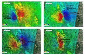 deforma terremoto 30 ottobre 2016