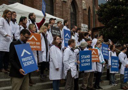 In marcia per la scienza