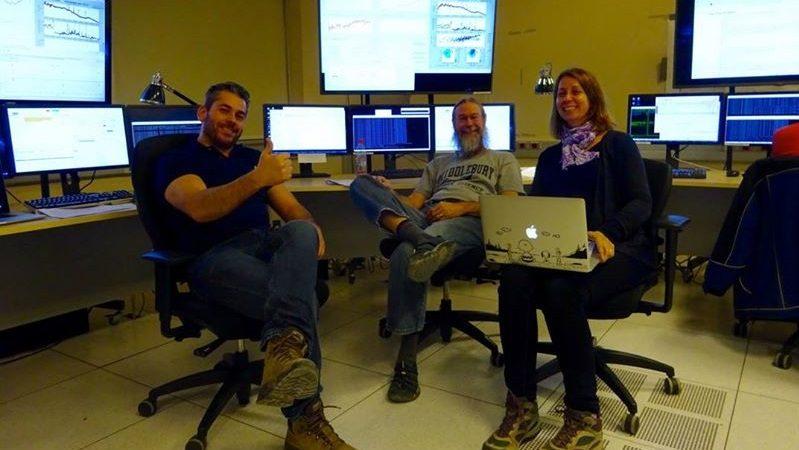 Una coppia di astrofisici italiani sull'orizzonte degli eventi