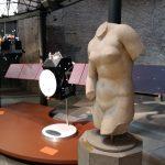 Marte in mostra a Roma, tra rock, mito e scienza