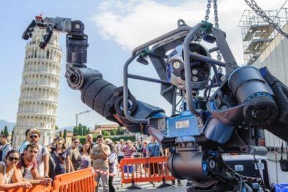E se l'Italia diventasse costruttrice di Robot?