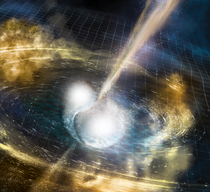 Non solo onde gravitazionali: tutti con gli occhi sulle Stelle di Neutroni che si sono fuse