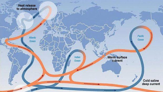 Corrente del Golfo, mai così debole negli ultimi 1600