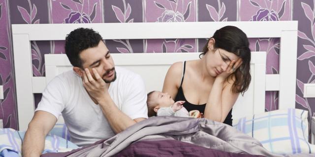 Svezzare prima migliora il sonno dei neonati… e dei genitori!